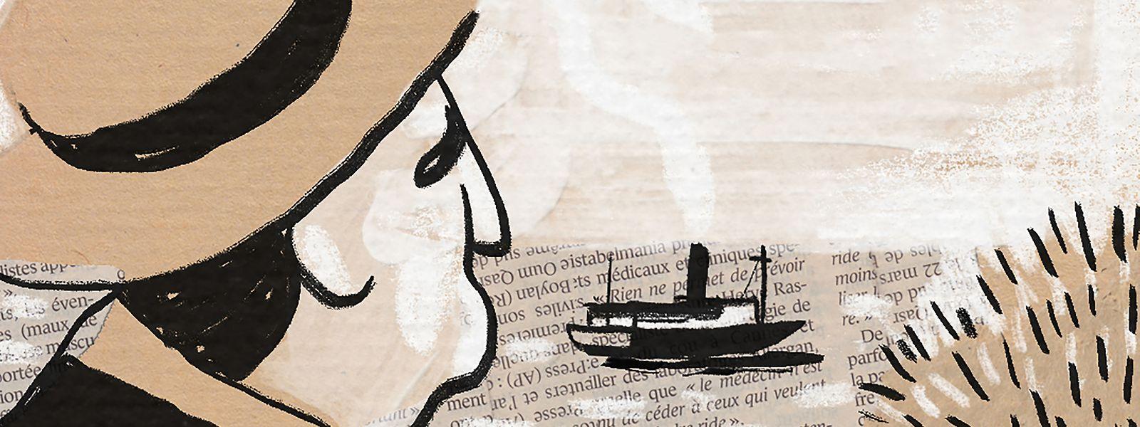 Apollinaire fut le grand poète de la Grande Guerre.