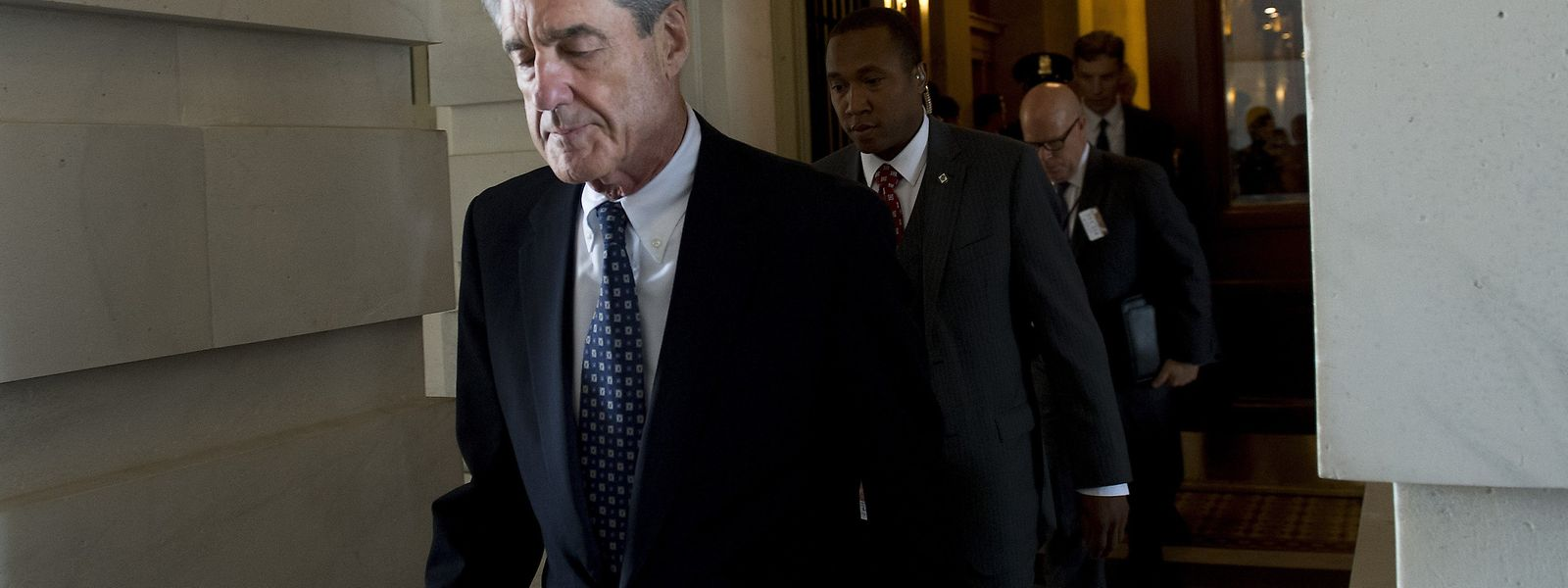 FBI-Sonderermittler Robert Mueller ist darum bemüht, Licht in die Verstrickung Russlands in die US-Wahl zu bringen.