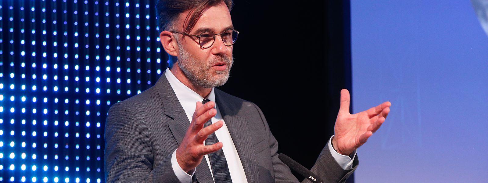 """Franz Fayot: """"Luxemburgs Gründerszene hat sich in den vergangenen Jahren sehr gut entwickelt."""""""