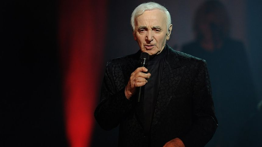 Charles Aznavour recevra son étoile le 24 août