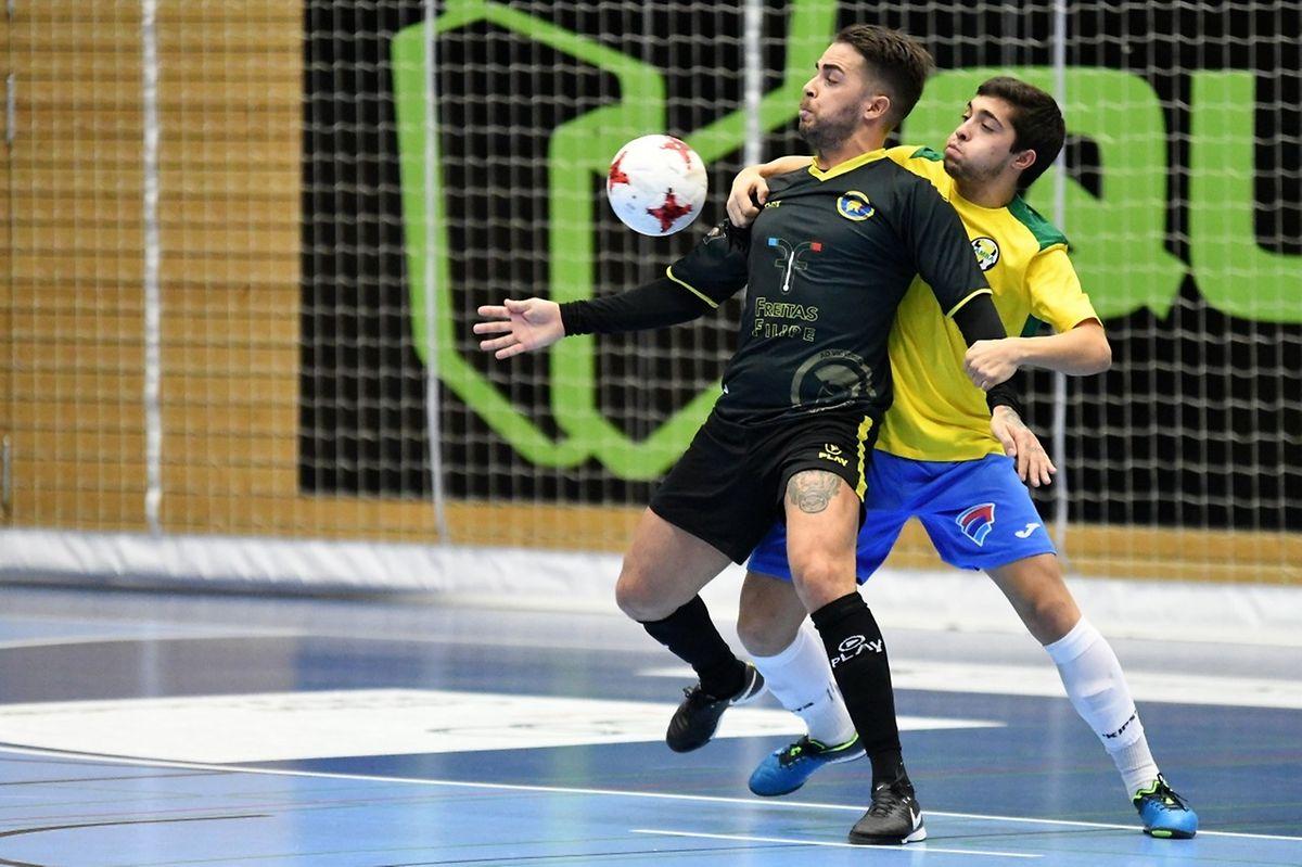 Micael Monteiro da Fonseca et l'AS Sparta Dudelange ont retrouvé des couleurs en écartant Samba 7 Futsal Niederkorn.