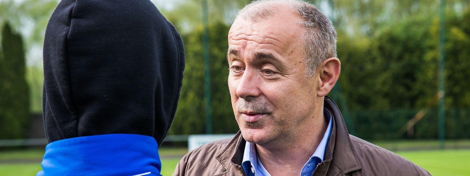 Hasib Selimovic ist nicht mehr Trainer von Mühlenbach.
