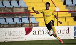 Mohcine Hassan Nasser (F91 19) / Fussball, Nationaldivision, F91 - RFCUL / 12.05.2021 / Duedelingen / Foto: Christian Kemp