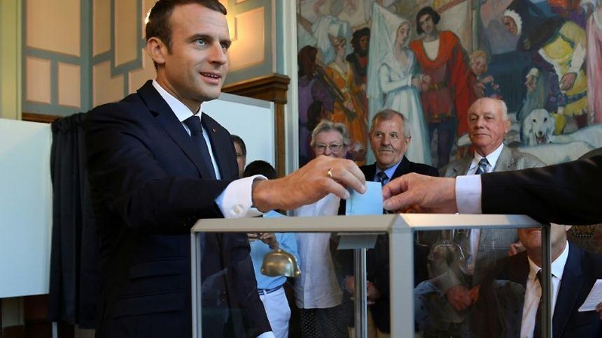 Macron startet mit frischem Parlament durch