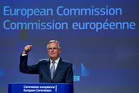 Le ton s'est durci entre le négociateur européen, Michel Barnier, et le Premier ministre britannique, ce lundi