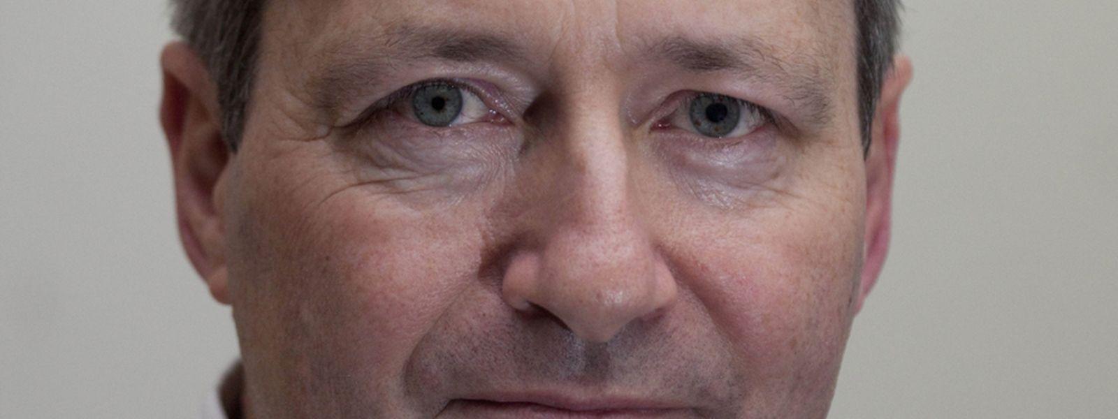 """Der Australier Gerard Ryle ist seit 2011 Direktor des ICIJ, dem Journalistenkonsortium, das """"LuxLeaks"""" und andere Enthüllungen über Steueroasen koordinierte."""