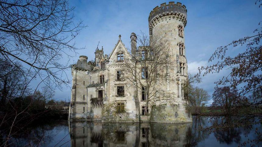 Plus de 1,6 million d'euros ont été recueillis pour sauver le château de La Mothe-Chandeniers