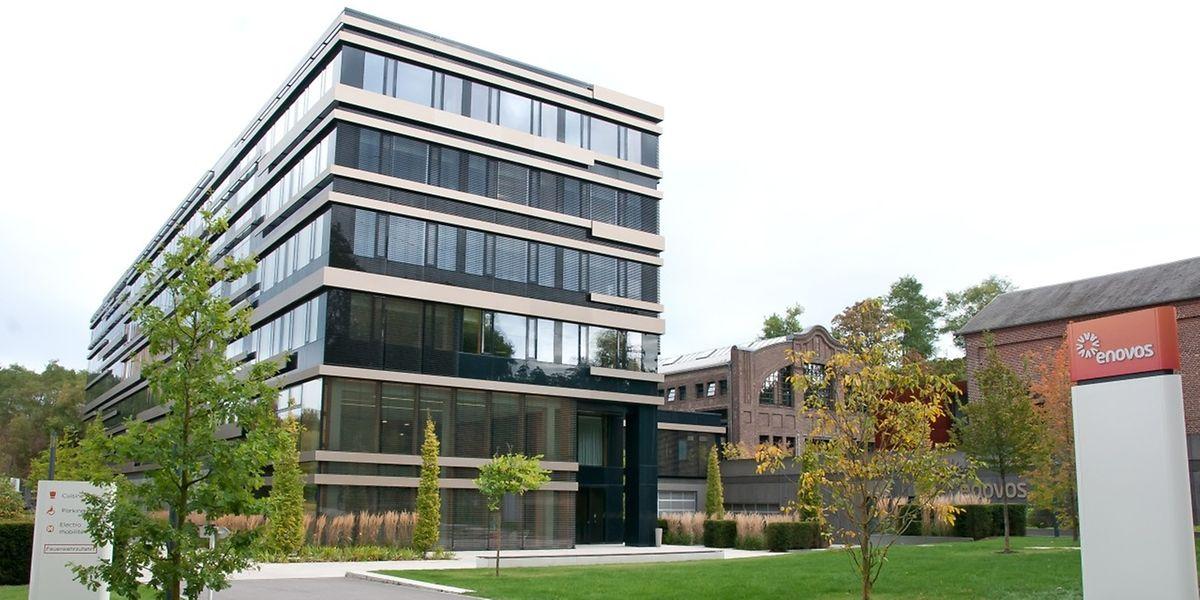 Die neue Muttergesellschaft Encevo behält ihren Hauptsitz in Esch/Alzette.