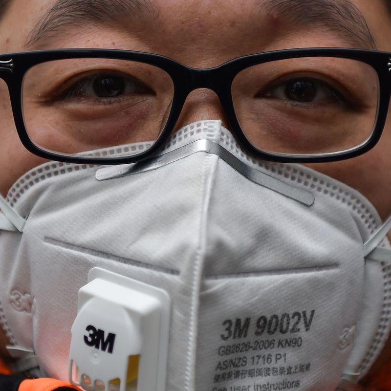 ffp3 gegen virus maske