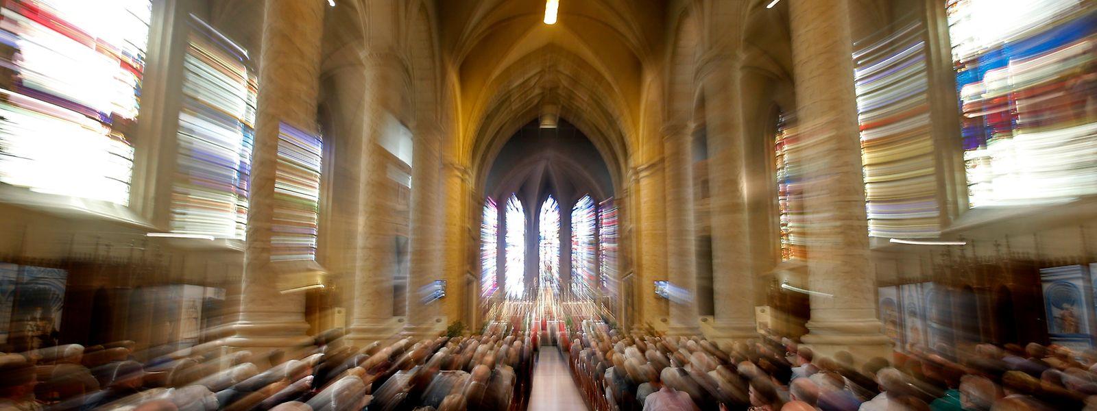 Ein etwas anderer Rundgang durch die Kathedrale.