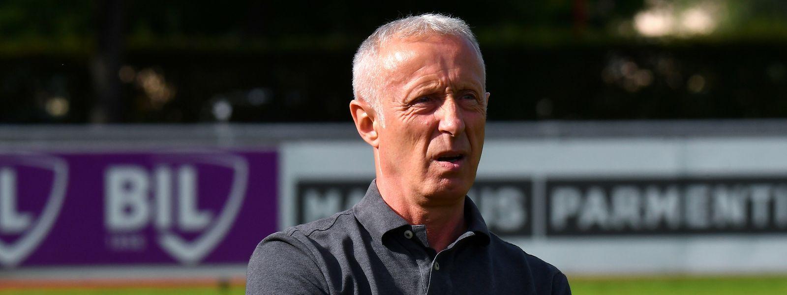 Nedzib Selimovic muss Rodange nach zwei Jahren verlassen.