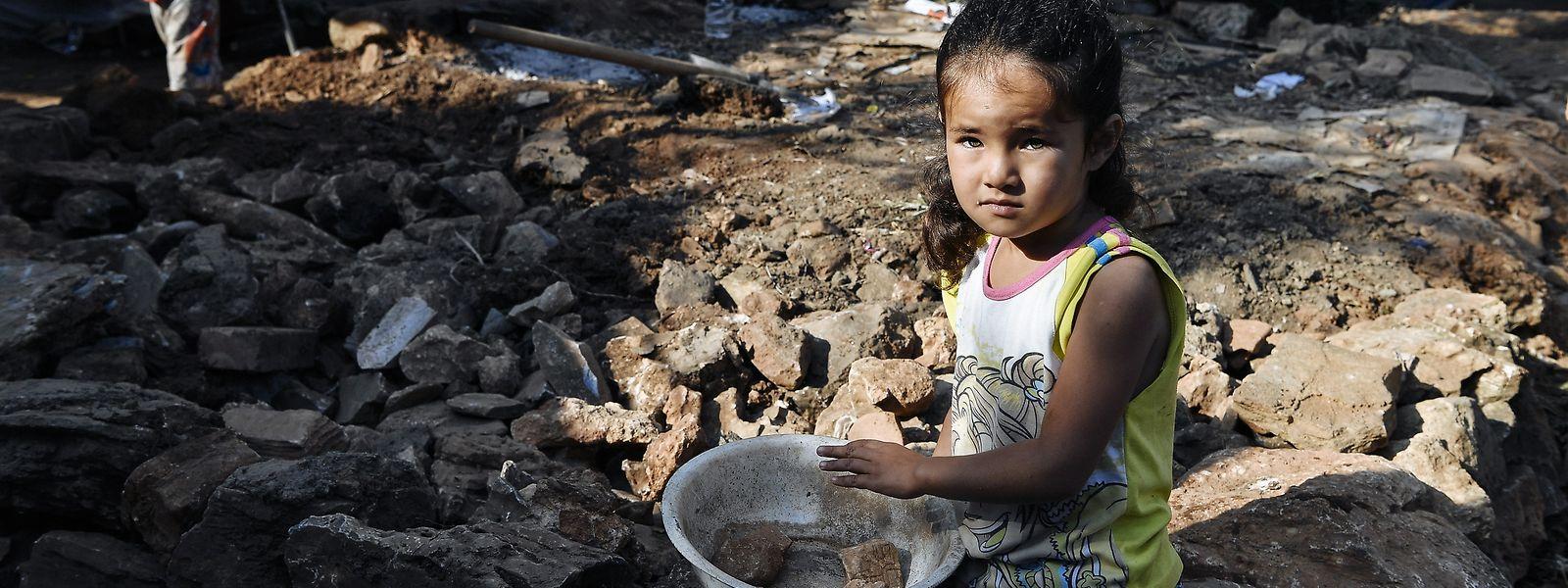 Auf der Flucht vor Krieg, Gewalt oder Armut verlassen viele unbegleitete Minderjährige Heimatland und Familie.
