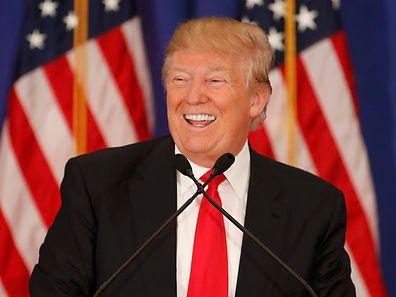 Erst belächelt, jetzt gefeiert: Donald Trump scheint die Präsidentschaftskandidatur sicher zu sein.