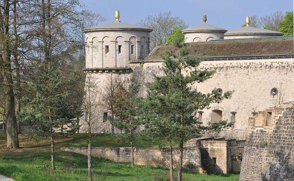 Le Musée Trois Glands figure parmi la liste des projets achevés.