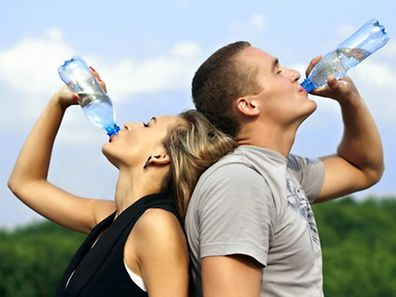 Dehydration and heat stroke are serious threats during such elevated temperatures.