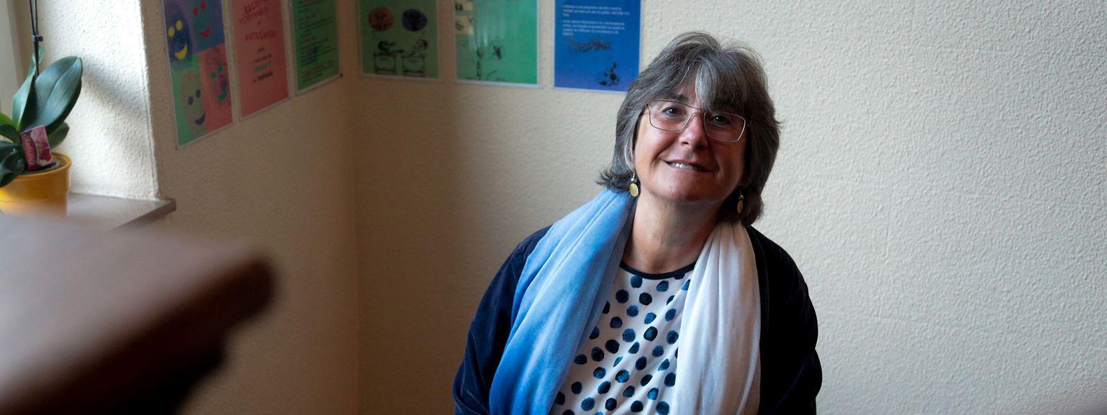 Laura Zuccoli ist seit 2010 ASTI-Präsidentin.