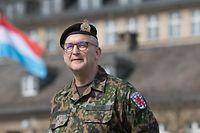Als Seelsorger begleitet Aumônier Nicolas Wenner seit 23 Jahren Soldaten wie Polizisten in ihrem Alltag. Die Armee beschäftigt derzeit rund 1000, die Polizei knapp 2200 Mitarbeiter.