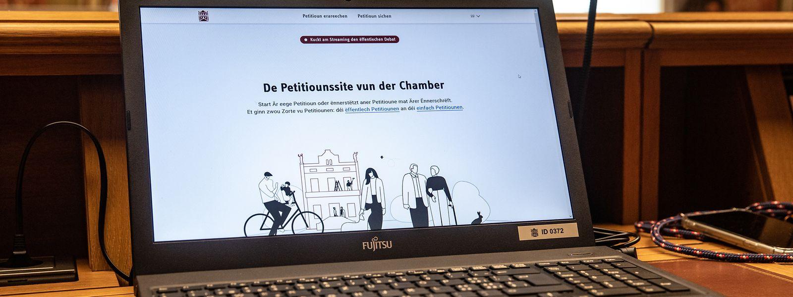 70.000 euros ont été nécessaires pour donner vie à ce nouveau site web.