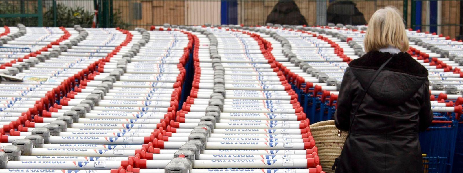 Les Luxembourgeois ré-envisagent de faire des achats importants dans les temps à venir.