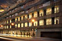 Nouvel immeuble prévu à la place des numéros 262 à 270 route d'Esch