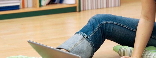 Das Internet ist bereits bei Kindern unter 14 Jahren beliebt - vor allem für die Nutzung von Facebook.