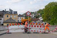 Réouverture de la frontière Bollendorf-Pont (Covid-19). / Foto: Viktor Wittal