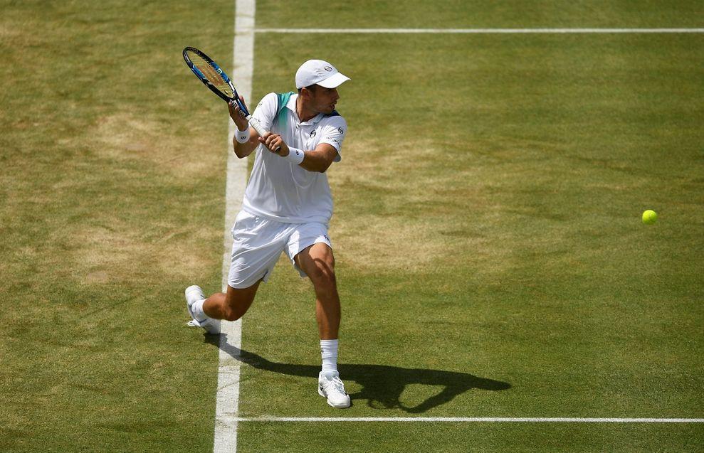 ATP Queen's: première victoire de Lopez, encore raté pour Cilic