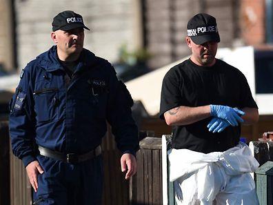 Ces nouvelles arrestations «portent à huit le nombre d'hommes actuellement en garde à vue» dans le cadre de l'enquête sur l'attentat.