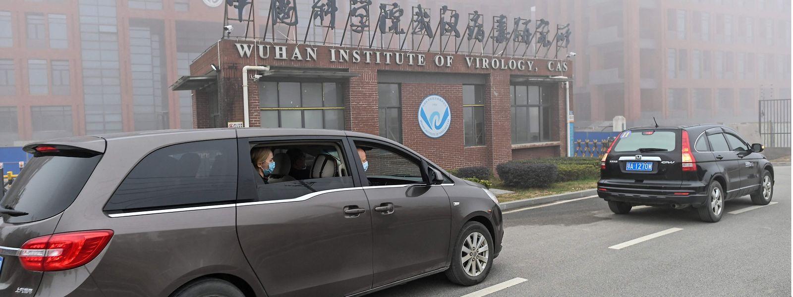 Auf gut 120 Seiten beschreiben die Wissenschaftler im WHO-Bericht ihre Suche nach dem Ursprung des Corona-Virus in Wuhan.
