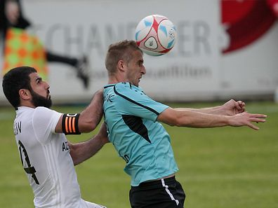 Die Champions League rückt für Sanel Ibrahimovic (rechts) und F91 Düdelingen weiter in die Ferne.