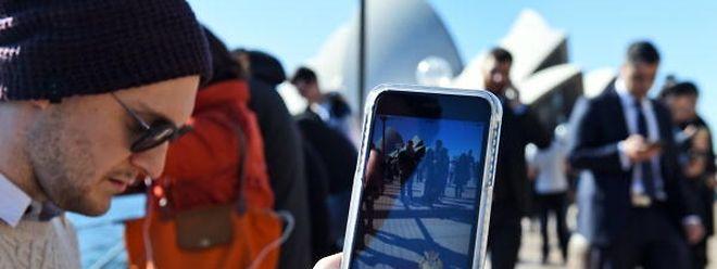 Das Smartphone-Spiel Pokémon Go hat Handynutzer weltweit total im Griff.