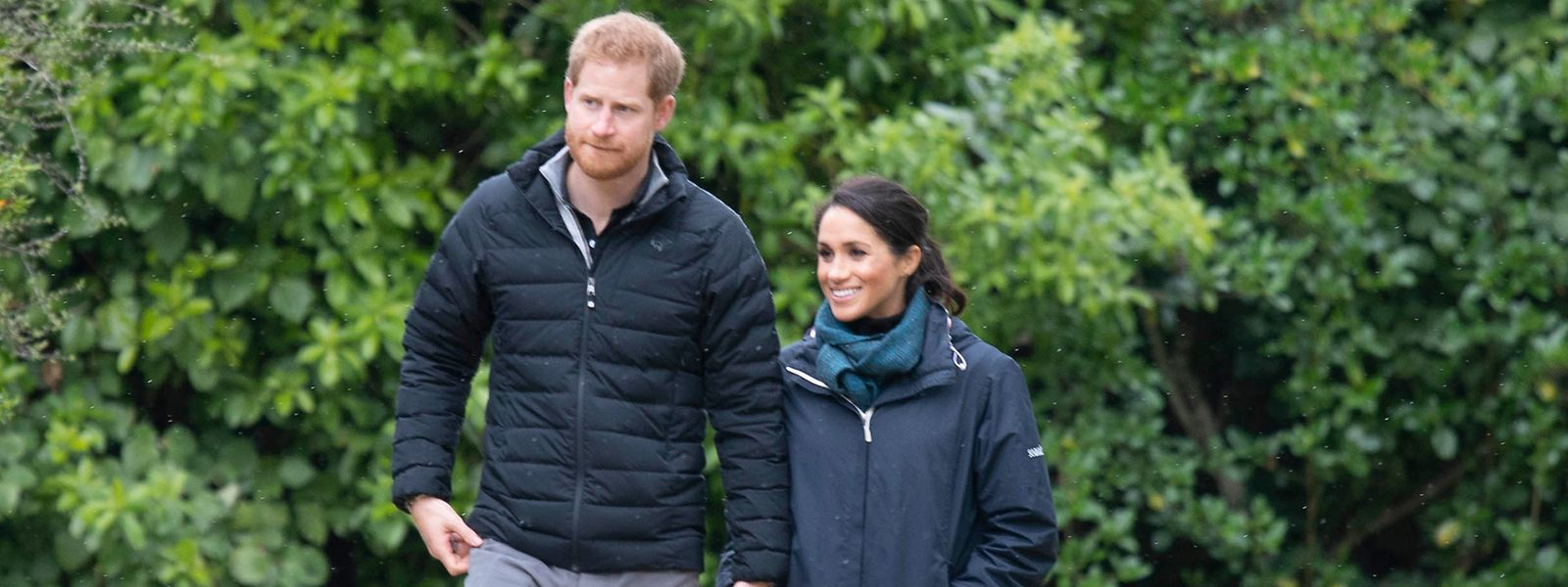 Prinz William und Meghan leben in Kalifornien.