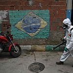 Brasil regista 1.039 mortos e 16.324 casos nas últimas 24 horas