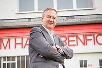 Paul Lopes ist seit knapp drei Jahren der Präsident von RM Ham Benfica.