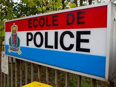 Ecole de Police,Polizeischule. Foto:Gerry Huberty