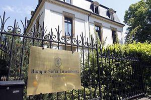 25.5. Wi / Beilage Classement des Banques / Finanzplatz / Banque Safra foto: Guy Jallay