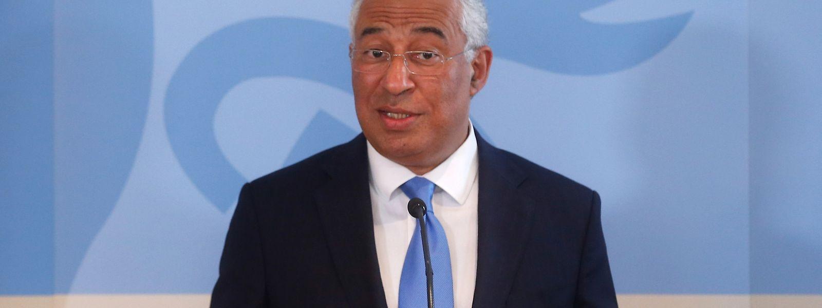 António Costa esteve há duas semanas no Luxemburgo para assinar vários acordos de cooperação entre Portugal e o Grão-Ducado