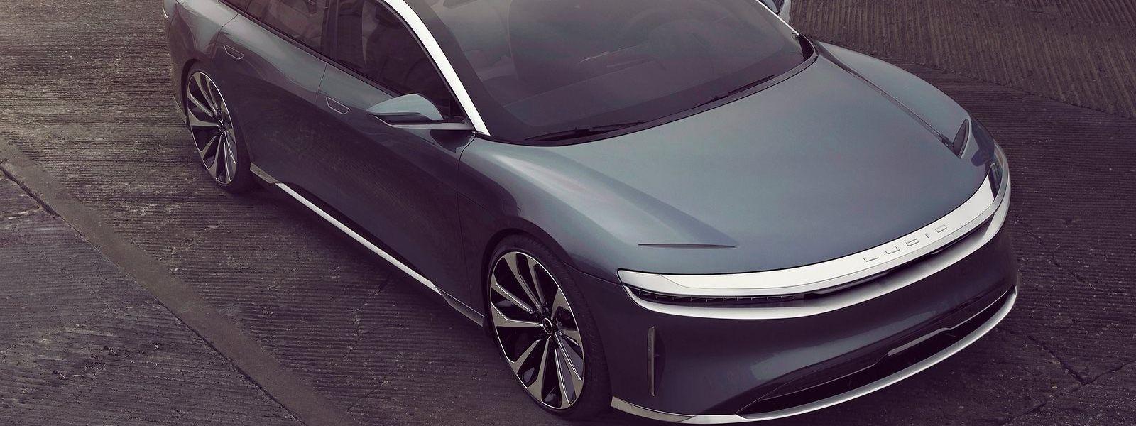 Mit 933 PS muss dieses Monster noch mit dem zukünftigen Tesla Model S Plaid konkurrieren.