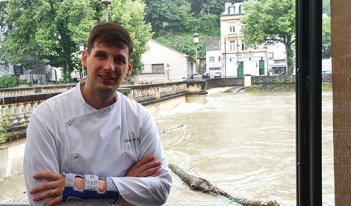 Leonardo di Paoli, chef do OiO