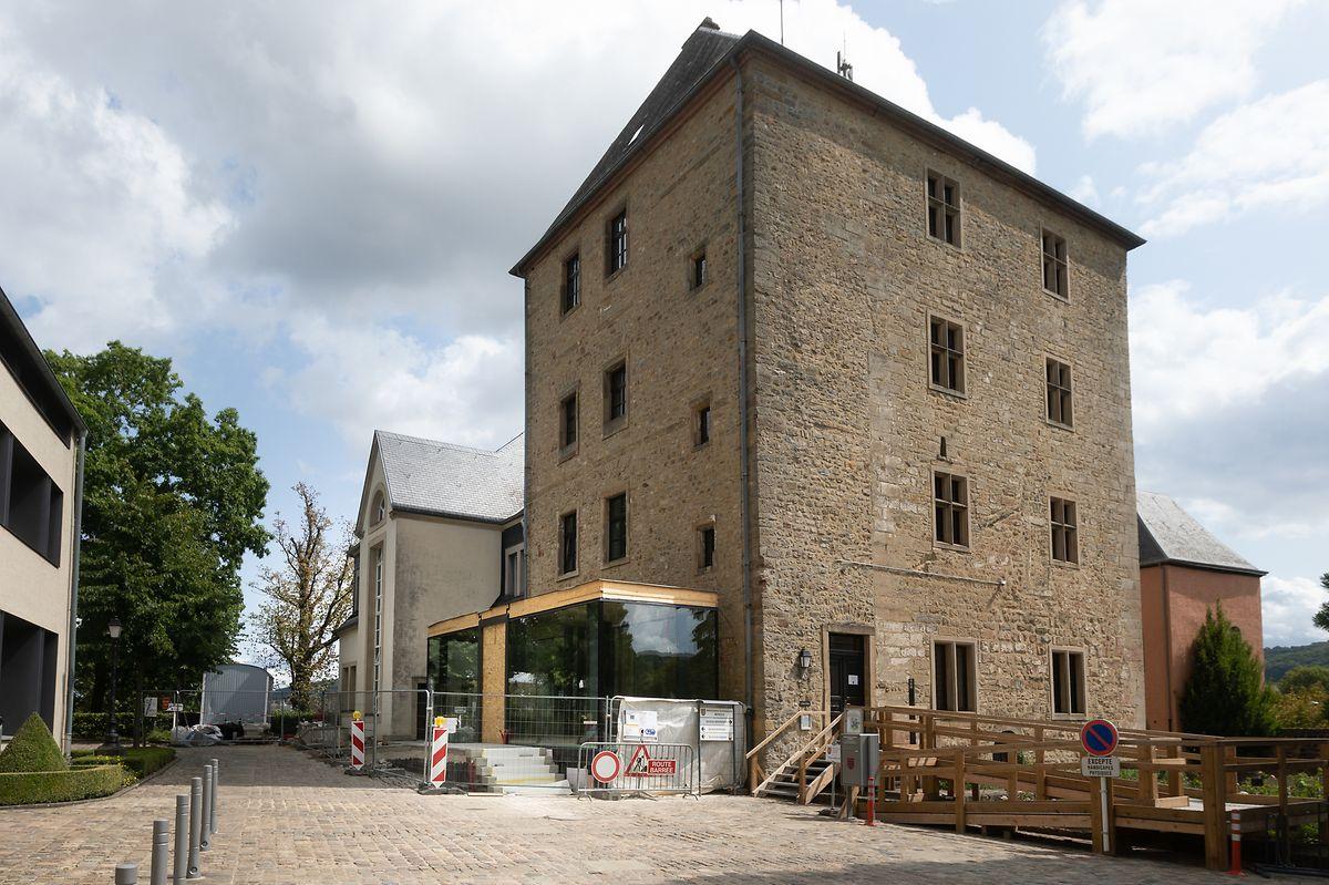 Mersch Castle Photo: Gerry Huberty