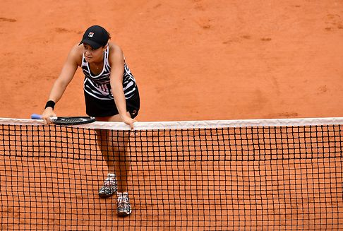 Überraschungsfinale bei den French Open