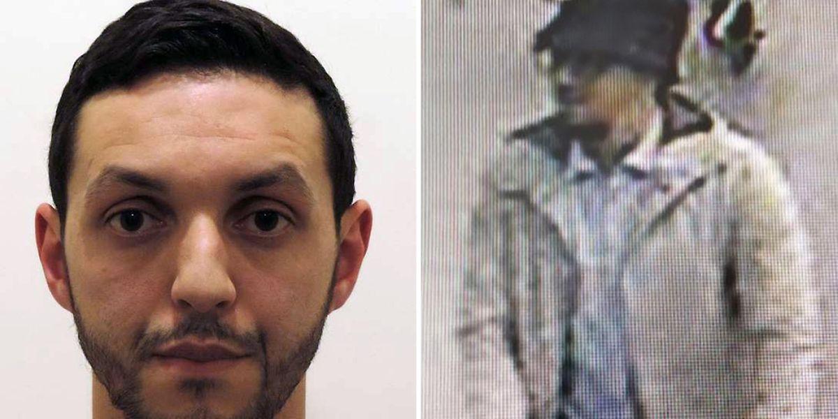 Mohamed Abrini soll den Kontakt zwischen der Brüsseler und der Pariser Terrorzelle hergestellt haben.