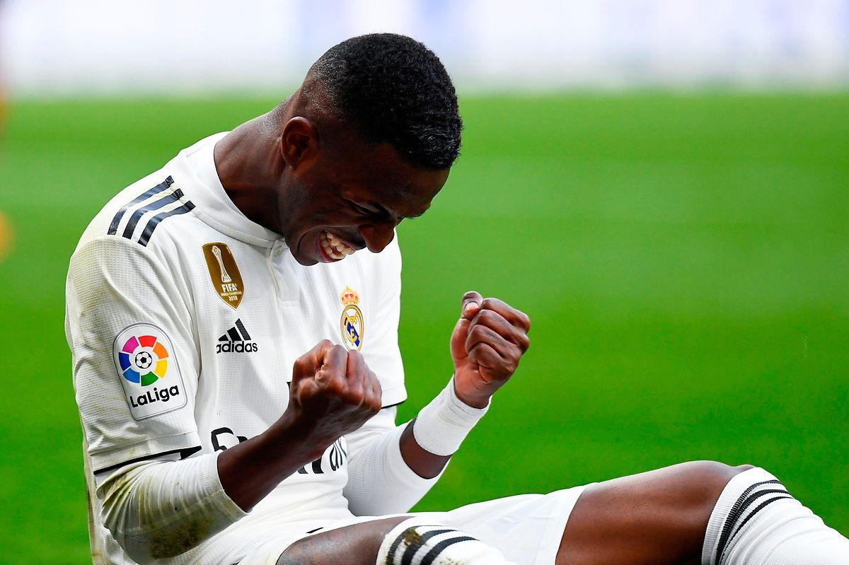 L'Ajax, un bon test pour Vinicius Junior.