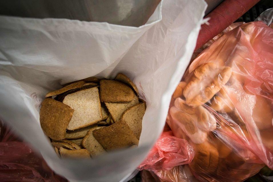 44% du pain produit au Royaume-Uni finit à la poubelle, soit près de 900.000 tonnes chaque année!