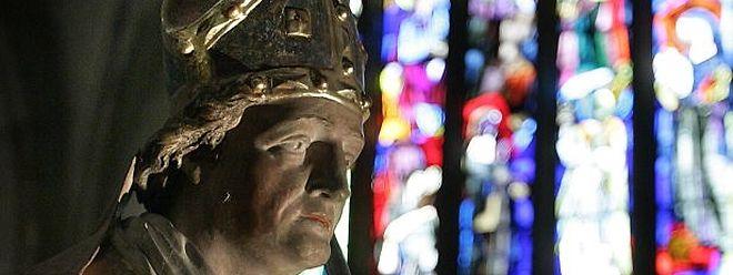 Während 50 Jahren setzte sich der heilige Willibord für die Christianiserung ein.