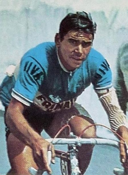 Joaquim Agostinho, em 1971