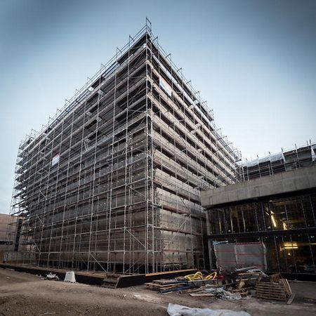 """Die """"Maison des Arts et des Etudiants"""" soll Mitte 2017 eröffnen. Und Studenten einen Platz bieten."""