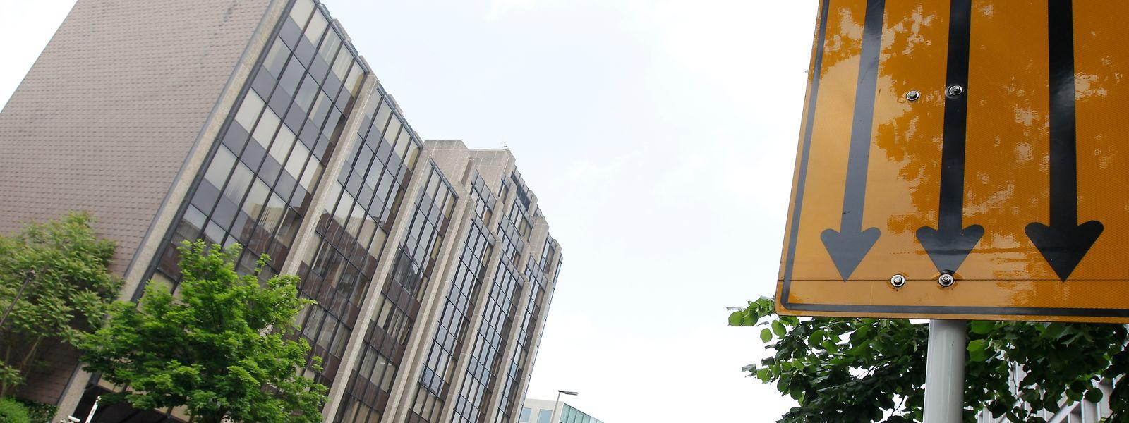 Für den Finanzplatz Luxemburg brechen 2008 schwere Zeiten an. Durch die Weltwirtschaftskrise stehen die Zeichen nach 20 Jahren Wachstum erstmals wieder nach unten.