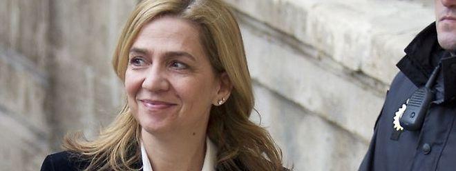 Die spanische Infantin steht im Mittelpunkt des öffentlichen Interesses. Sie gehört offiziell aber nicht mehr zur königlichen Familie.