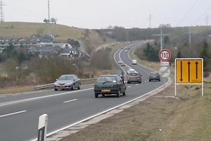 N7 Nationalstrasse Lipperscheid Delt